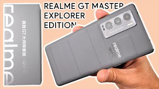 Realme GT Master Explorer Edition UNBOXING and Initial REVIEW - A Step in The Right Direction!