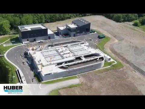 Video: HUBER Bandtrockner BT - Klärschlammtrockung mit höchster Energieeffizienz
