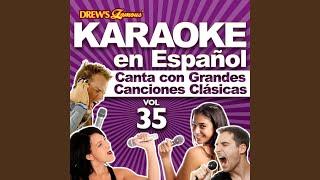 De la Cabeza a los Pies (Karaoke Version)
