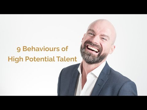 9 Behaviors of High Potential Talent - 1 Minute Leadership Learning