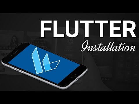 Learn How To Install Flutter   Eduonix