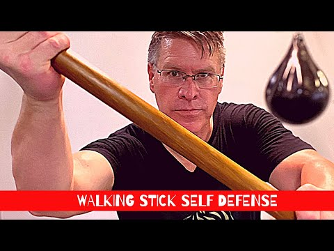 Learn How To Stick Fight- Stick Fighting Training - jo - YouTube