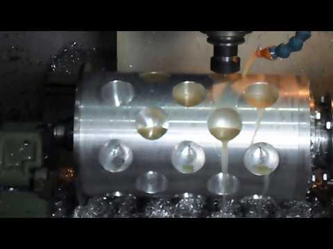 Preview video Realizzazione Rulli per Macchine Formatrici