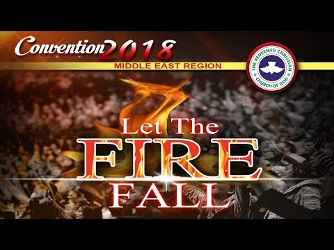 RCCG Middle East Region 2018 CONVENTION_ #Day1