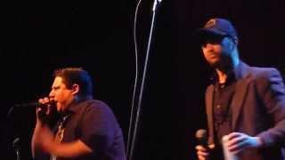 AyeM Ray-DIO (Abstract Rude & Myka 9) & The Chicharones (Sleep & Josh Martinez) Video 8