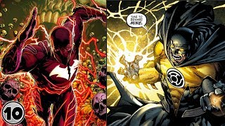 Top 10 Times Batman Got Superpowers |#top10