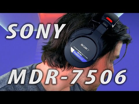 Best Under $100 Pro Headphones – Sony MDR7506 Headphone Review