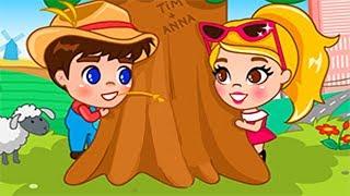 ПРИКЛЮЧЕНИЯ Фермера и Леди #1 ПОБЕГ ОТ ВРАЧЕЙ И ВОРИШЕК мультяшная игра видео для детей