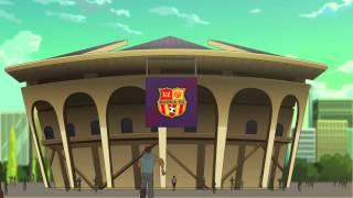Super Strikas episódio 7 em Português   Kids Cartoon