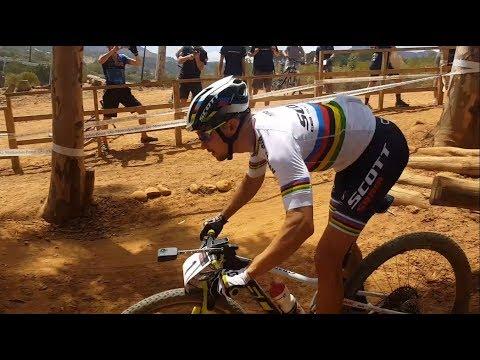 Prova tracciato WORLD CUP (SA) Stellenbosch