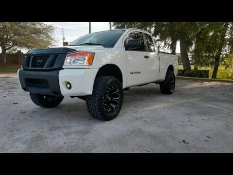 Nissan Titan \ Fuel Assault Wheels
