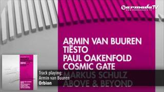 Armin van Buuren - Orbion (Trance Essentials 2012, Vol 1. Preview)