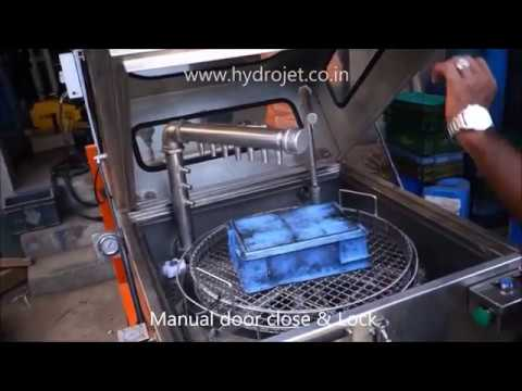 Industrial Tray Washers