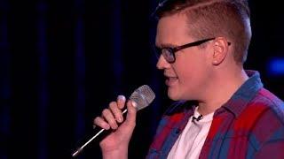 The Voice UK 2014 Blind Auditions Tom Barnwell 'American Boy' FULL