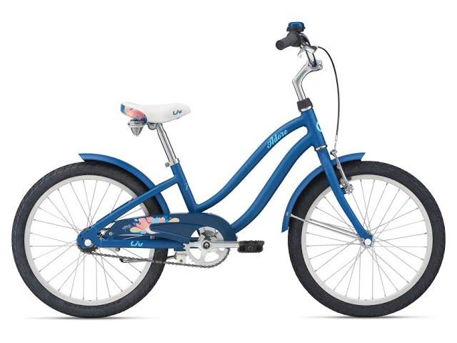 Видео Велосипед Liv Adore 20 Dark Blue