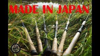Спиннинги японского рынка