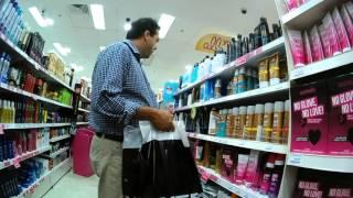 Shoplifting Exercise - Chatswood 2015