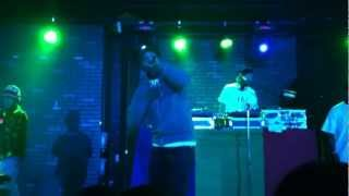 Dom Kennedy performs Been Thuggin' from Yellow Album at The Avalon