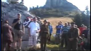 preview picture of video 'Liptovské Revúce a Ploská 2011'