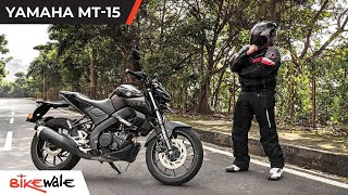 Yamaha MT15 | More Than Just a Naked R15? | BikeWale