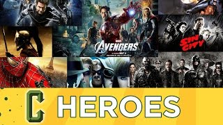 Heroes Special - Golden Age of Comic Book Movies Part 1