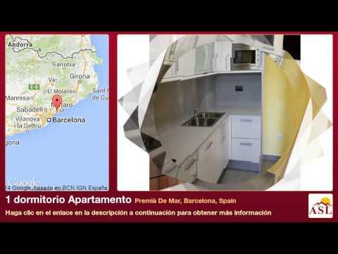 1 dormitorio Apartamento se Vende en Premià De Mar, Barcelona, Spain
