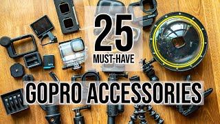 ULTIMATE 2020 GoPro Hero 9 Accessories for Travel and Vlogging