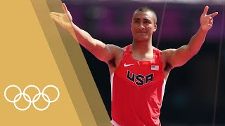 Ashton Eaton- Decathlon | Olympics London 2012