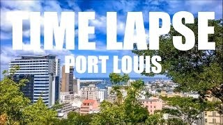preview picture of video 'Time Lapse w/ Nokia Lumia 620: City of Port Louis - Mauritius #14'