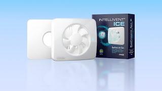 Вентилятор Intellivent ICE от компании ФОП Кулик Маргус Анатольевич - видео