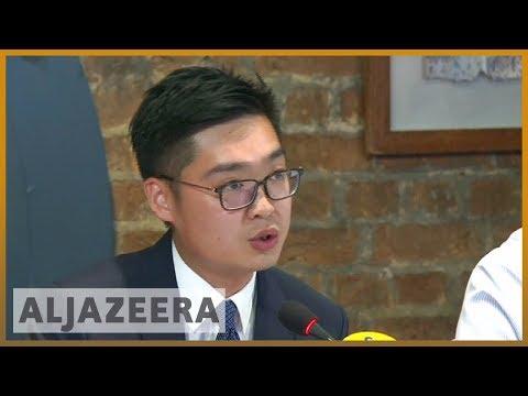 🇭🇰 🇨🇳 Hong Kong activist renews calls for independence | Al Jazeera English