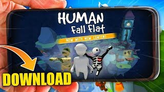 How to Download Human Fall Flat on Android/ios | 100% Free