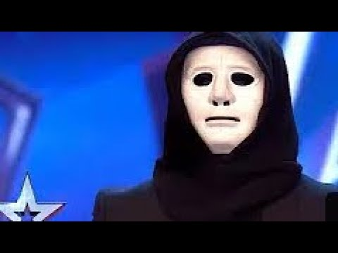 Psychic X Audition*Revealed* - Britian's Got Talent (видео)