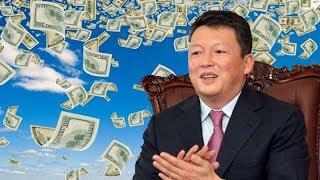 Претендент на трон №1. Кулибаев прикупил еще один банк/ БАСЕ