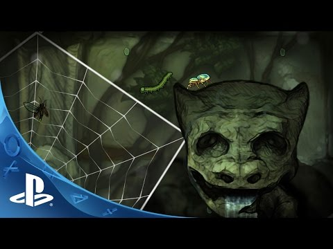 Spider: Rite of the Shrouded Moon - Official Trailer | PS4, PS Vita thumbnail