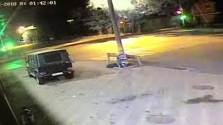Лобовое столкновение автомобилей в Пятигорске