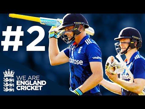 England Break The World Record ODI Score! | England vs Pakistan - Trent Bridge 2016 | #2