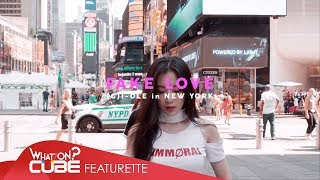 (여자)아이들((G)I-DLE) - 'FAKE LOVE / BTS (Dance Cover in New York)'