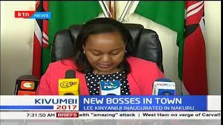 Former CS Ann Waiguru becomes first female governor in Mt Kenya region