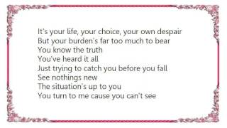 Charlotte Church - Easy Way Out Lyrics