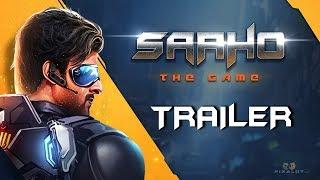 Saaho Game Trailer