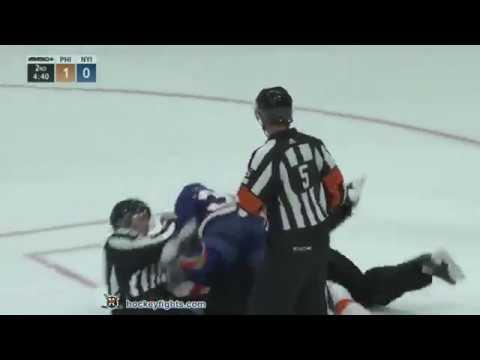 Ross Johnston vs. Kurtis Gabriel