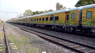 12214 DEE-YPR AC Duronto Express