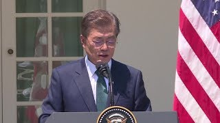 Moon's mission impossible: To get Trump to ease sanctions