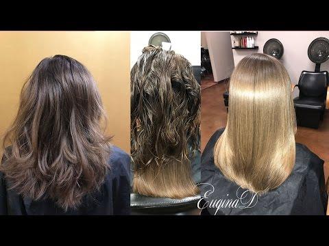 Napaka-hair fall out habang pinalalakas
