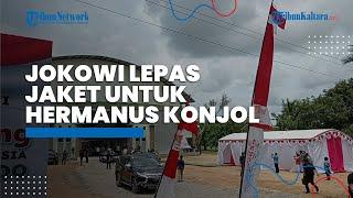 Hermanus Konjol, Seorang Pemuda Asal Kabupaten Sorong Selatan yang Mendapatkan Jaket Jokowi
