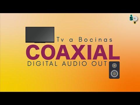 Cable Coaxial Digital Audio [ilustrado]
