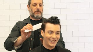 Aveda Men + InsideHook | Hairstyle Tips for Thicker, Longer Hair
