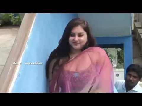 ACTRESS NAMITHA HOT BOOBS SCENS rare video watch it