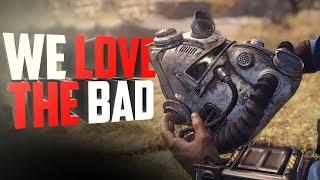 We Love Bad Games...